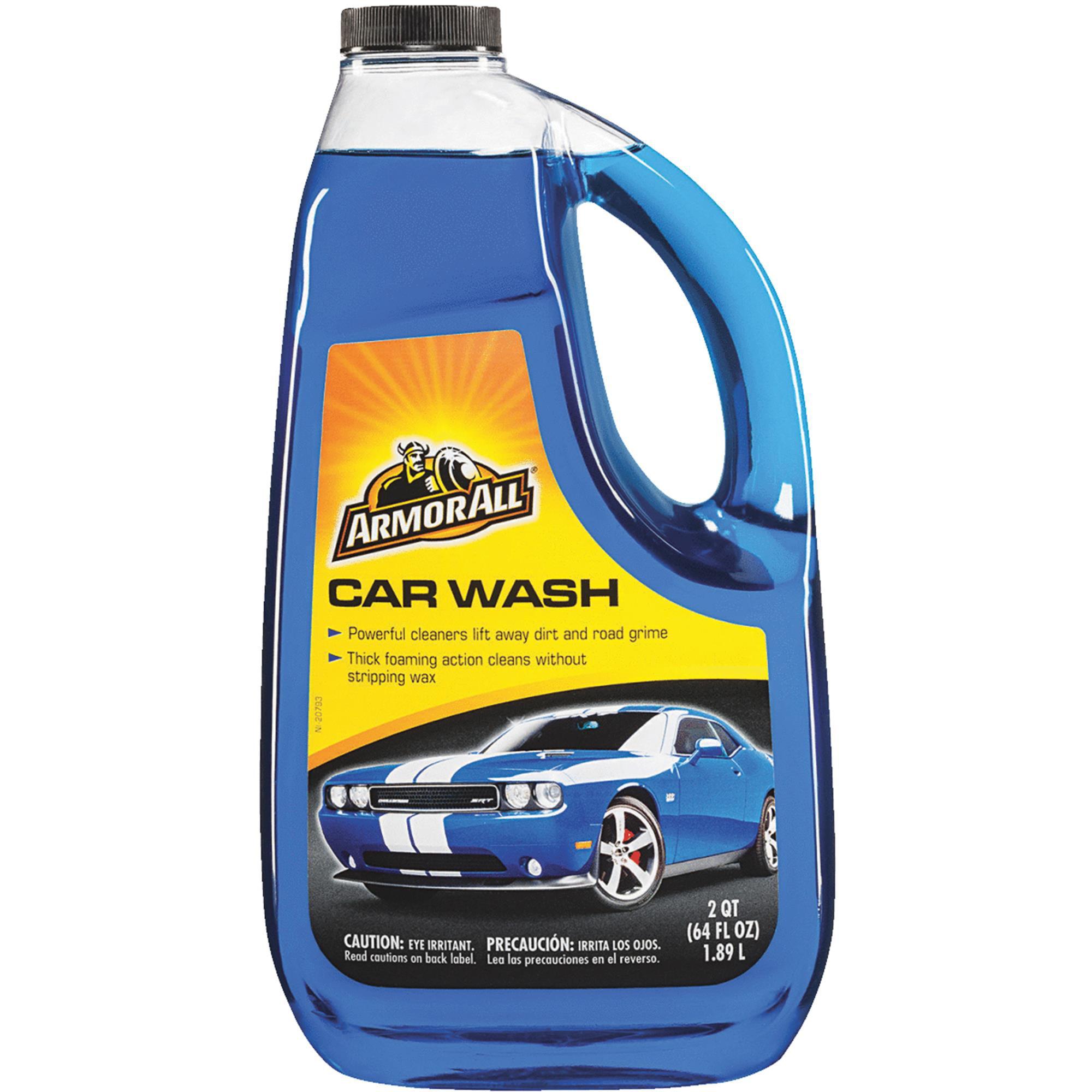 Armor All Car Wash, 64 fluid ounces, 17450, Auto Detailing