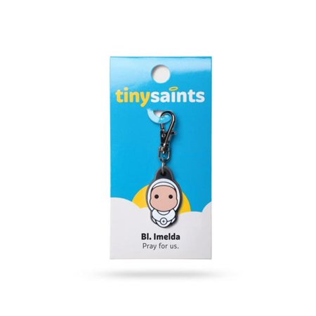Tiny Saints Blessed Imelda Charm (Blessed Charm)