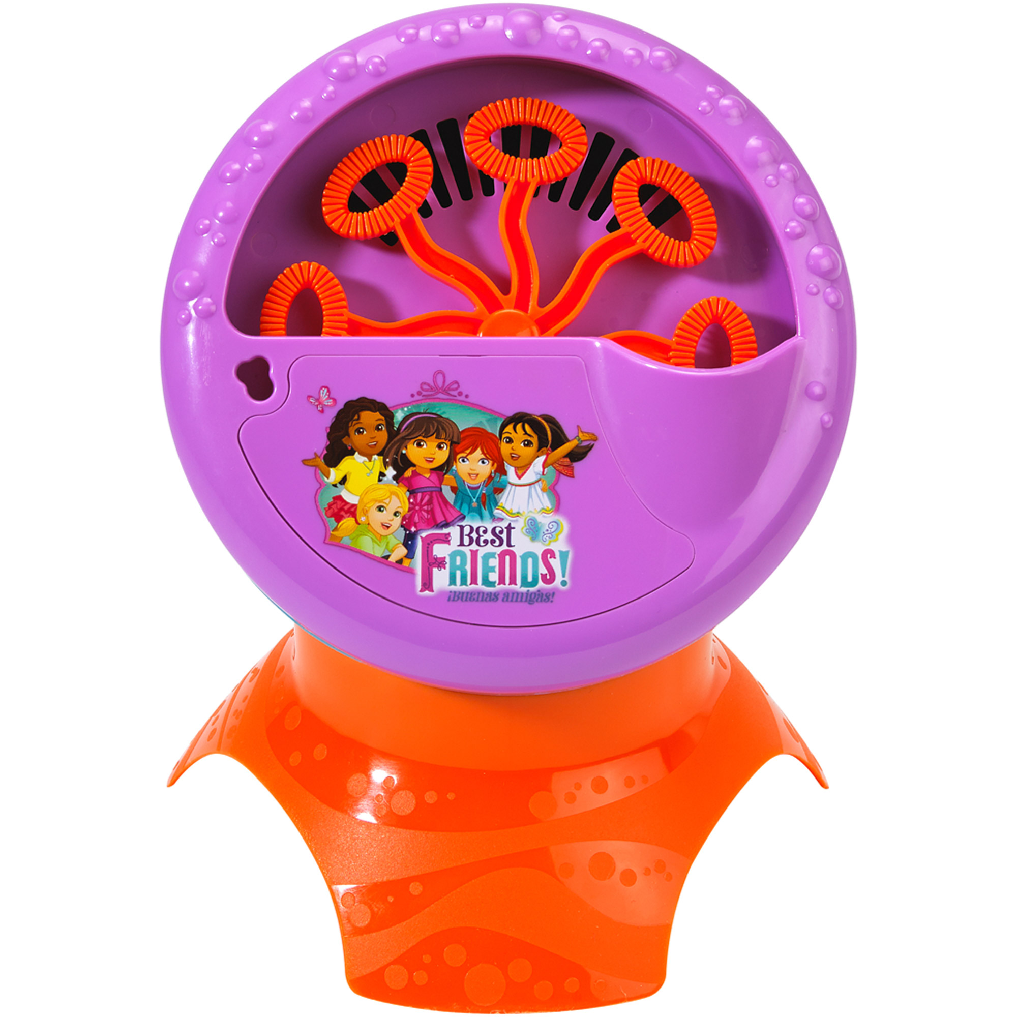 Little Kids Bubble Machine, Dora and Friends
