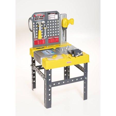 Casdon Tool Box Work Bench Walmart Com