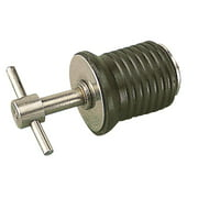 Sea-Dog 520085-1 Stainless Steel T-Handle Drain Plug - 1""