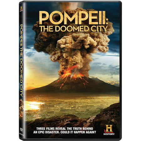 Pompeii: The Doomed City (DVD) (The Doom That Came To Atlantic City)