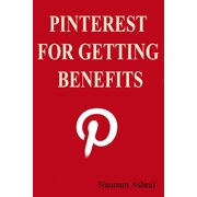 Pinterest for getting benefits - eBook