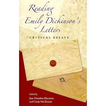 emily elizabeth dickinson criticism critical essay
