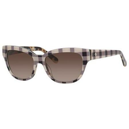 Kate Spade Aisha/S Sunglasses 006G 54 Pink Pattern (J6
