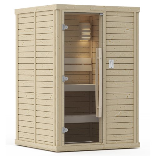 Premium Saunas Studio 2 Person FAR Infrared Sauna