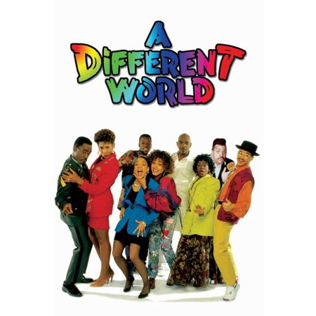 A Different World  1987  11X17 Tv Poster