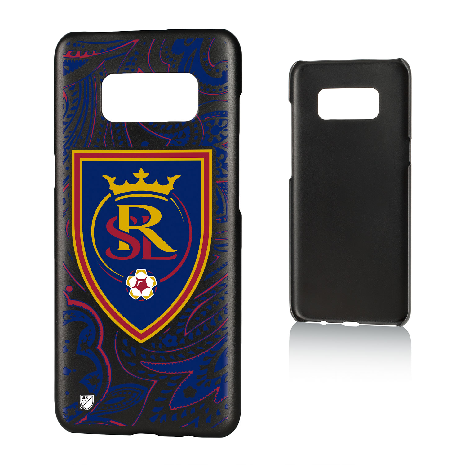 Real Salt Lake REAL Paisley Slim Case for Galaxy S8