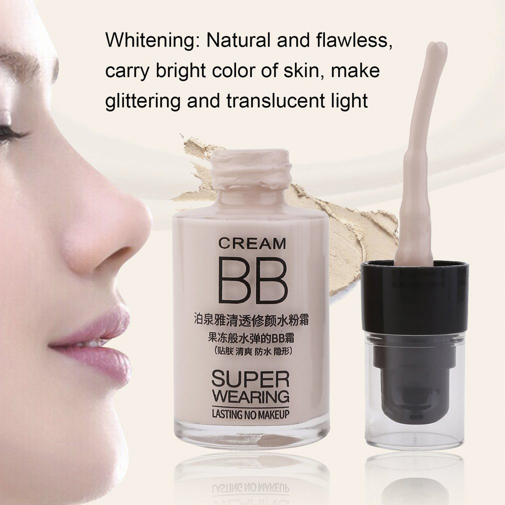 No 3 Dus Putih Bioaqua Bb Cream Air Cushion Super Wearing Lasting Concealer Foundation Make Up 30ml Daftar Harga Source Base Makeup Face
