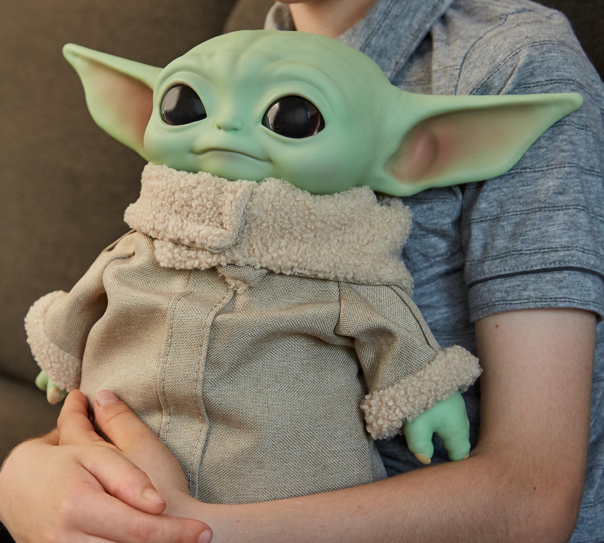 Star Wars Mandalorian The Child 11 inch Plush Toy Doll Baby Yoda Quick Ship!