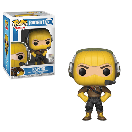 Funko POP! Games: Fortnite S1 - Raptor - Pops Toys