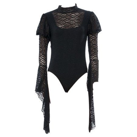Black Bodysuit Women Costume](Black Bodysuit Costume)