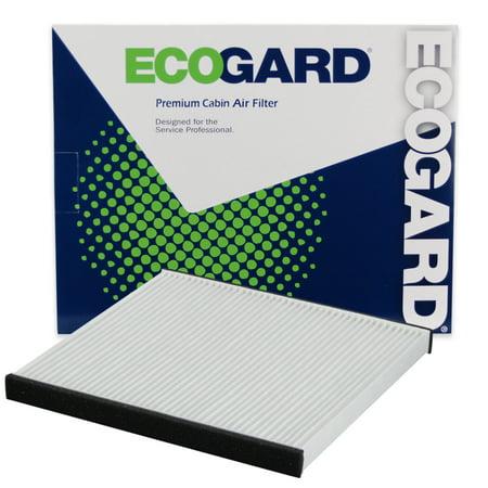 ecogard xc35479 premium cabin air filter fits toyota camry, sienna ...