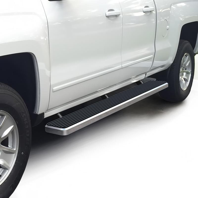 2010-2018 Dodge Ram 2500/3500 Mega Cab 6 Inch Brushed iStep Side Step