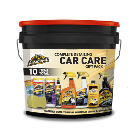 Armor All Complete Detailing Car Care Gift Pack (10 items) ()