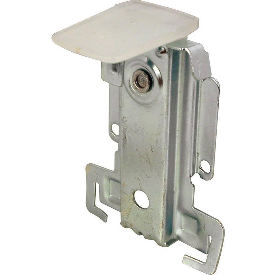 Prime-Line Products N 6791 Mirror Door Top Guide, Nylon/Steel,(Pack of 2)