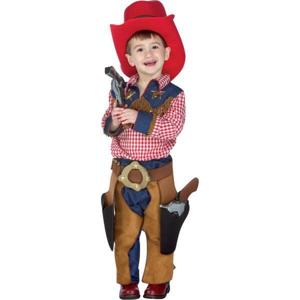 Rasta Imposta Toddler Texas Cowboy Costume