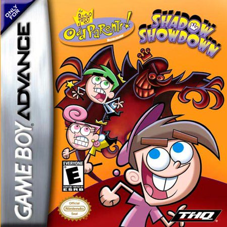 Fairly Odd Parents: Shadow Showdown GBA