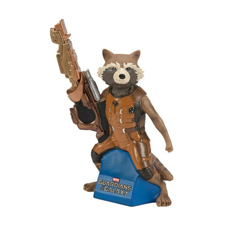 Guardians of the Galaxy Rocket Raccoon Figural Bank - EE (Japan Figural)