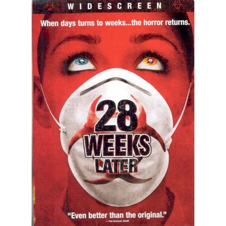 28 Weeks Later (DVD) - Juan Mata Halloween