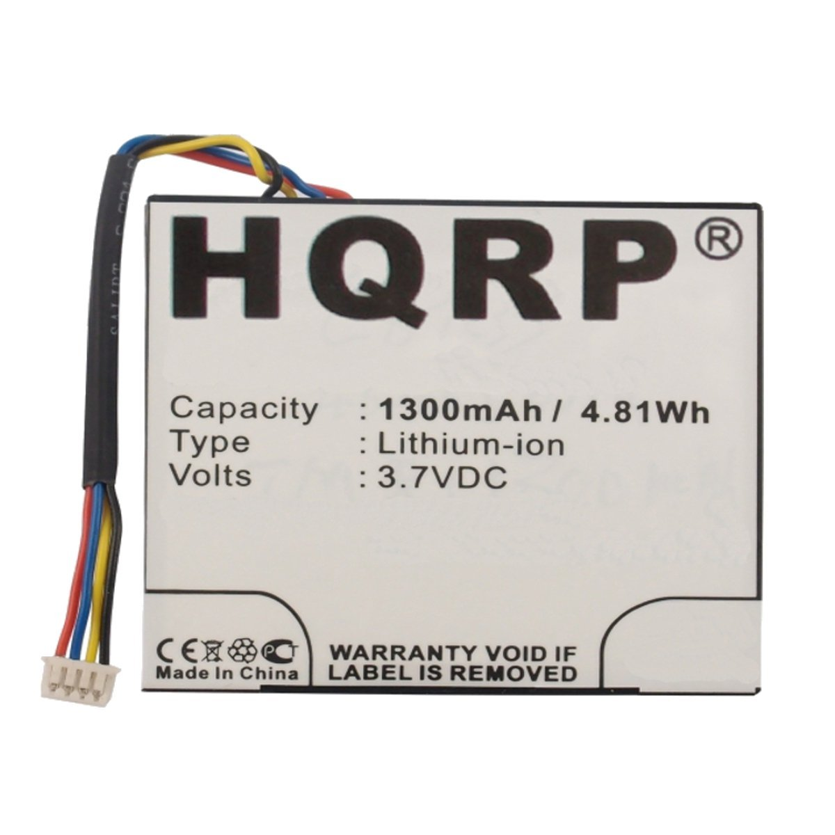 HQRP Battery for Texas Instruments TI-84 Plus C Silver Edition Calculator PN-P11P35-09-N01 N2/AC/2L1/A 00747 F-0310 3.7L0800SP 541384530001-G1012 P11P35-09-N01 + HQRP Coaster