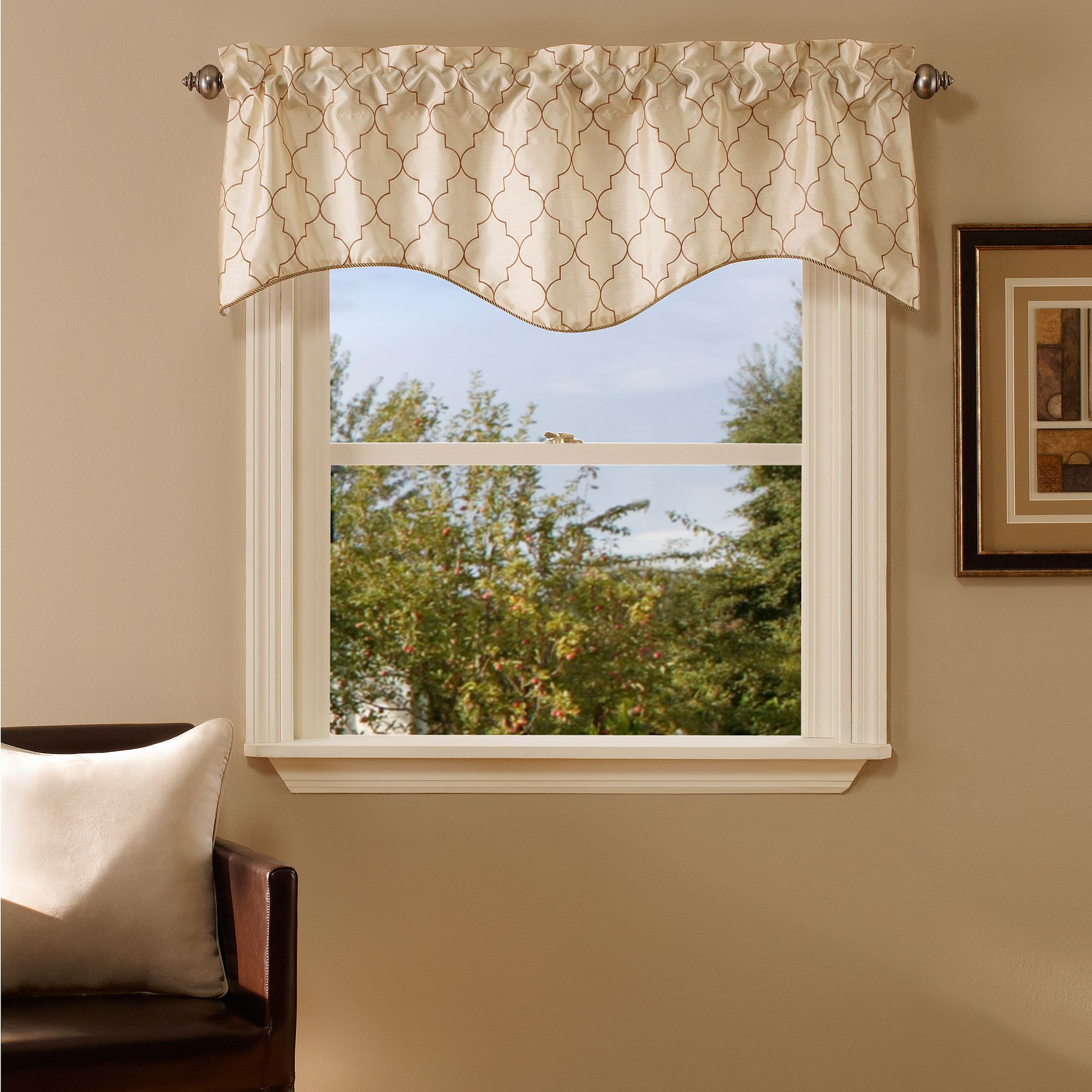 dp starfish scalloped nautical window valances by valance bryce lined and with top birch inch curtain twill treatment gray cording ruffled chenille stylemaster