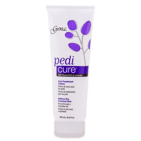 Gena Pedi Cure Foot Treatment Creme - Size : 8.5 oz