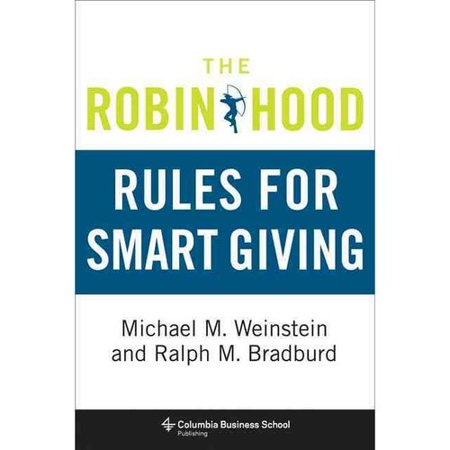 The Robin Hood Rules for Smart Giving by