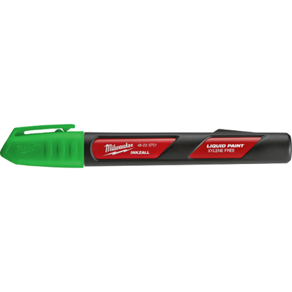 MILWAUKEE INKZALL GREEN PAINT MARKER