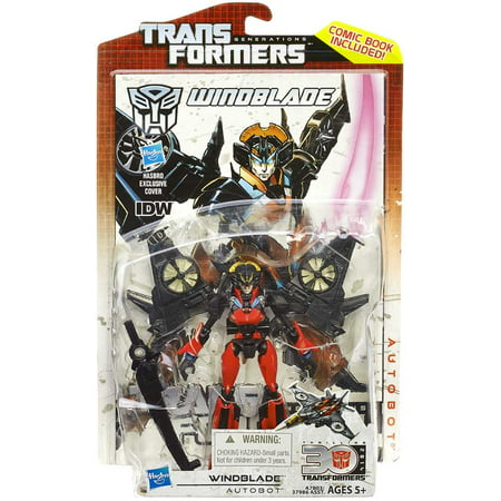 Wing Blade (Transformers Generations Deluxe Class Windblade Figure)
