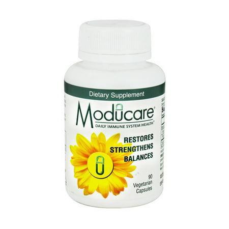 - Moducare Daily Immune System Health, Veggie Caps, 90 ea