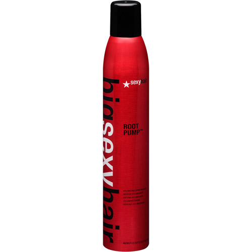 Big Sexy Hair Root Pump Volumizing Spray Mousse, 10 oz