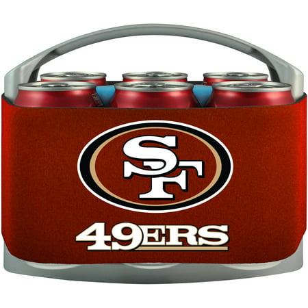 - NFL San Francisco 49Ers Cool 6 Cooler