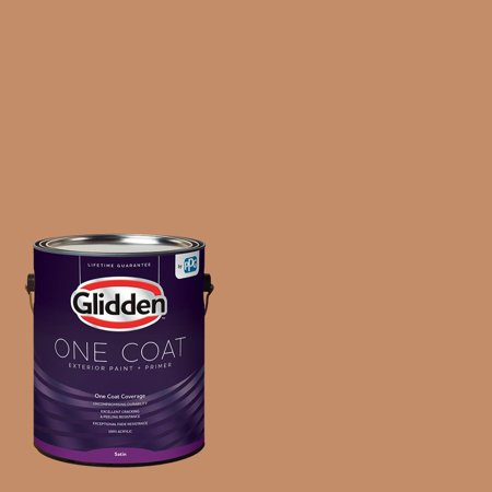 Exterior Post (Glidden One Coat, Exterior Paint + Primer, Hitching)