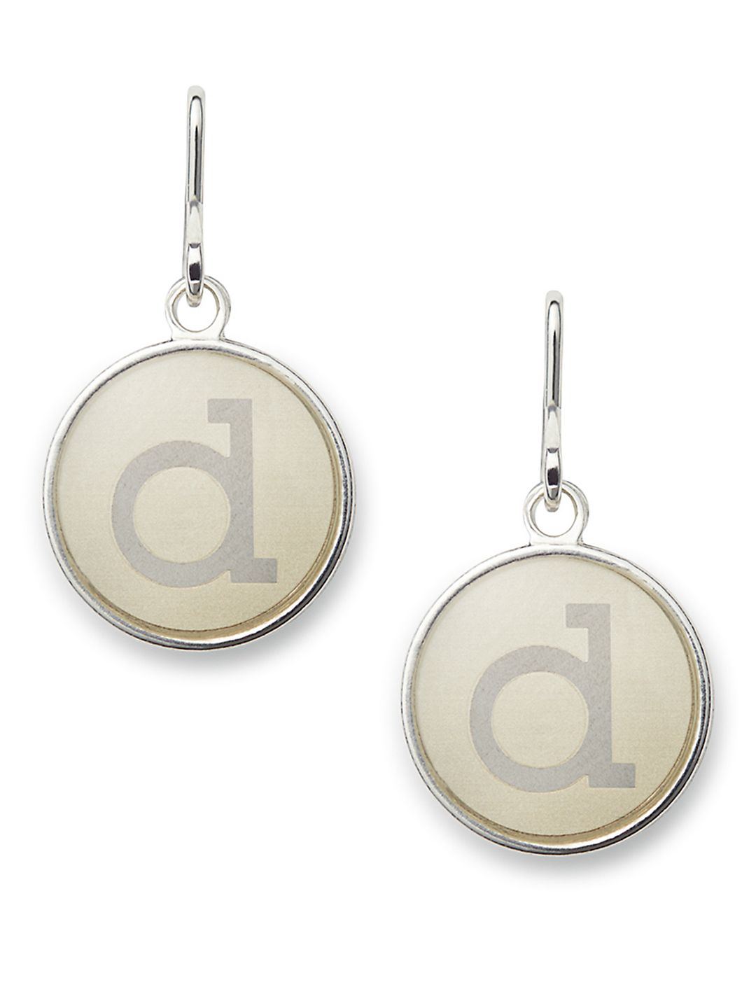 Initial Necklace Charm