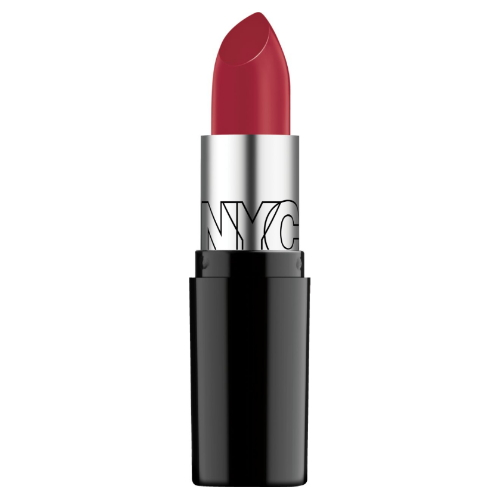 NYC New York Color Ultra Moist Lipwear Lipstick, 305B Ruby, 0.13 oz