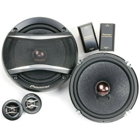 Water Resistant Component Speaker System - Pioneer TS-A1606C A-Series 6.5