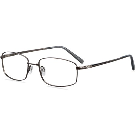EasyTwist TurboFlex Mens Prescription Glasses, ET875 Grey
