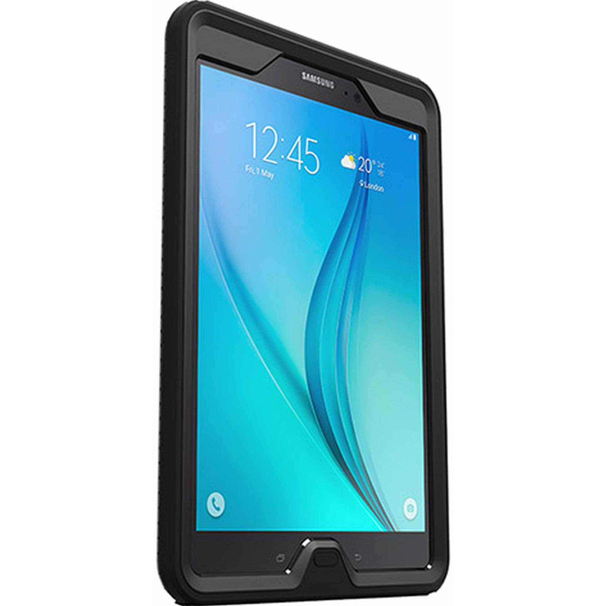 huge selection of 99869 3c8f2 OtterBox Defender Series Case for Samsung Galaxy Tab A 9.7, Black
