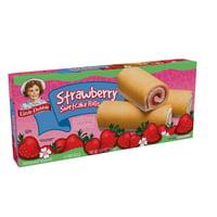 Little Debbie Strawberry Shortcake Rolls, 6 ct, 13.0 oz