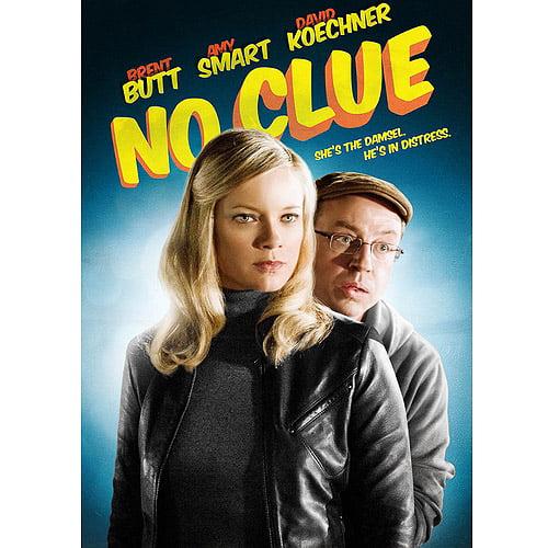 NO CLUE (DVD) (16X9/2.35:1)