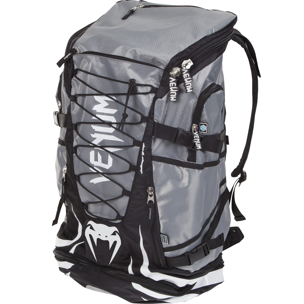 Venum Challenger Xtreme Backpack - Black/Gray