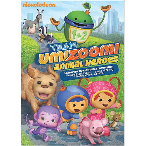 Team Umizoomi: Animal Heroes (Full Frame)