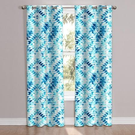 Window Curtain Panel Pair  84