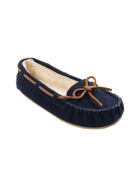 Minnetonka Women's Cally Moccasin Slipper