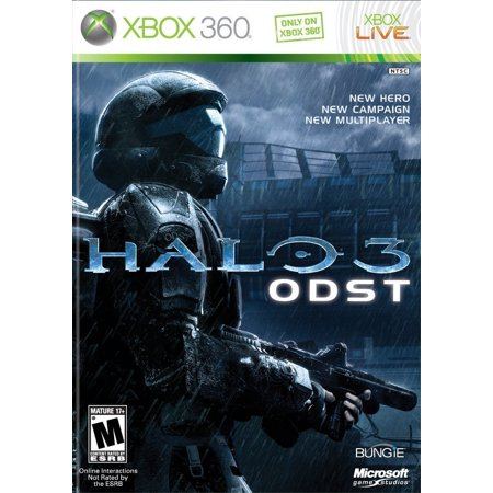 Microsoft Halo 3 Odst (Xbox 360) - Pre-Owned - Halo 3 Rating