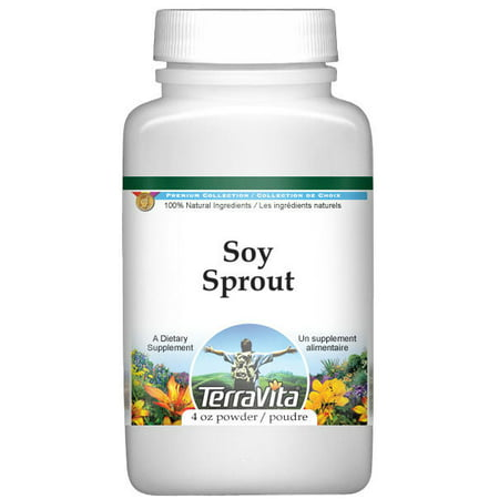 Soybean Sprouts - Soy Sprout Powder (4 oz, ZIN: 521432)