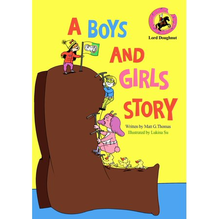A Boys and Girls Story - eBook](Boy To Girl Halloween Story)