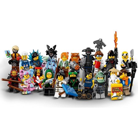 LEGO Ninjago Movie Collectible Series Complete set of 20 (71019) - image 1 de 1