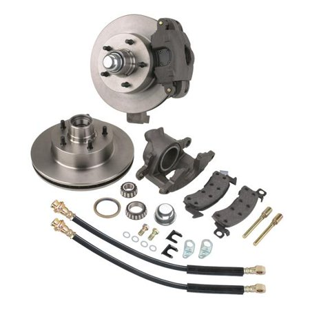 Drop Spindle Disc (1958-1964 Chevy Disc Brake Kit for Drop Spindles )